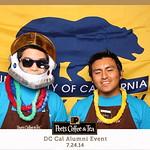 Peet's DC Cal Alumni Event, July 24, 2014