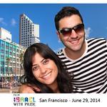 From Israel in pride! SF Pride Parade! June 29,2014
