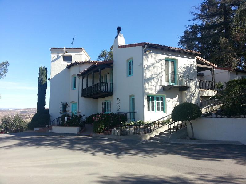 William S. Hart Park  Main house