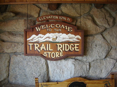 Trail Ridge Store & Cafe