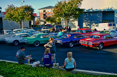 2014 San Mateo Cruise Night