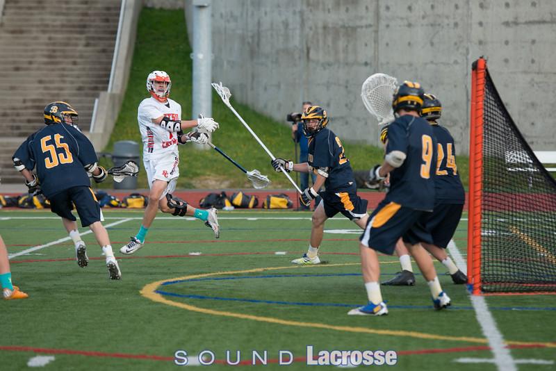 Bellevue vs Eastside Catholic