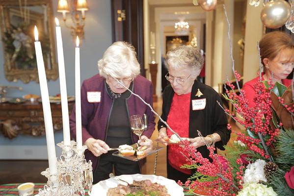 2014 Seniors Christmas Party