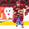Pictured:  BC:  #26, Austin Cangelosi, SO, F, 5-7, 173, Estero, FL