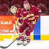 Pictured:  BC:  #9, Brendan Silk, JR, F, 6-3, 194, Wakefield, MA