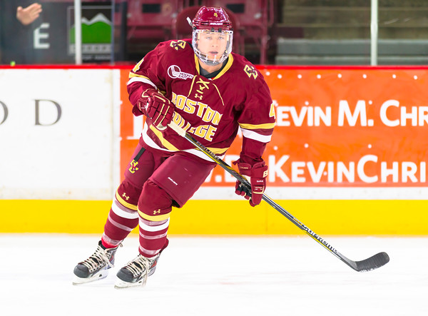 Pictured:  BC:  #4, Teddy Doherty, JR, D, 5-9, 173, Hopkinton, MA