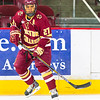 Pictured:  BC:  #27, Quinn Smith, SR, F, 5-8, 165, Fairfield, CN