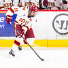 Pictured:  DU:  #14, Adam Gilmour, SO, F, 6-3, 193, Hanover, MA