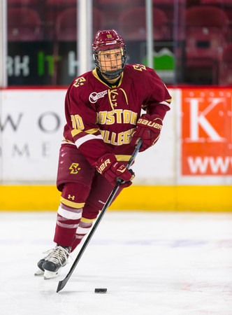 Pictured:  BC:  #10, Danny Linell, SR, F, 5-7, 181, Great Neck, NY