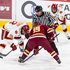 Pictured:  DU:  #19, Daniel Doremus, F, 6-0, 200, SR, Aspen, CO; #21, Joey LaLeggia, D, 5-10, 185, SR, Burnaby, BC;  BC:  #19, Ryan Fitzgerald, SO, F, 5-10, 177, North Reading, MA