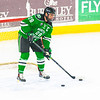 Pictured:  UND:  #28, Pattyn, Stephane, F, 6-2, 215, SR, Ste. Anne, MAN