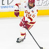 Pictured:  DU:  #11, Nolan Zajac, D, 5-10, 180, JR, Winnipeg, MAN