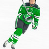 Pictured:  UND:  #6, LaDue, Paul, D, 6-1, 205, SO, Grand Forks, ND