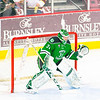 Pictured:  UND:  #31, McIntyre, Zane, G, 6-2, 206, JR, Thief River Falls, MN