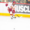 Pictured:  DU: #26, Evan Janssen, F, 6-0, 185, SO, Green Bay, WI