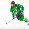 Pictured:  UND:  #15, Parks, Michael, F, 6-0, 198, SR, St. Louis, MO