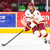 Pictured:  DU:  #20, Danton Heinen, F, 6-0, 161, FR, Langley, BC