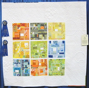 Intermediate Pieced Duet Quilts