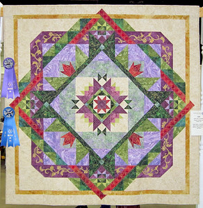 Intermediate Pieced Quilts