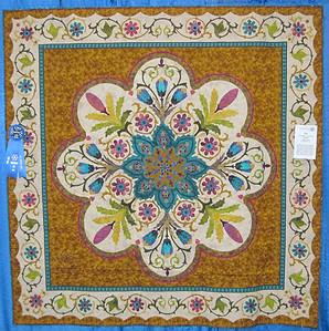 Large Appliqued Quilts