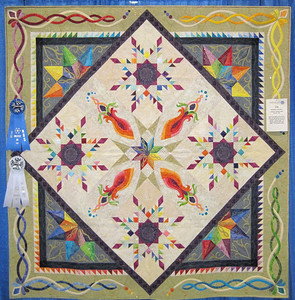 Large Pieced Quilts