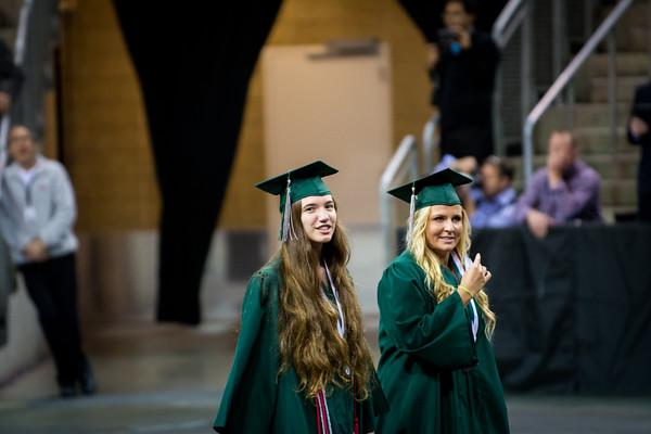 2014 Skyline Graduation
