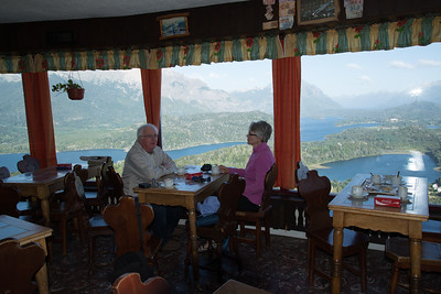 Cerro Campanario. Bariloche, Argentina.