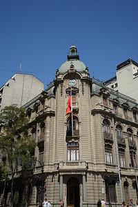 La Intendencia. Santiago, Chile