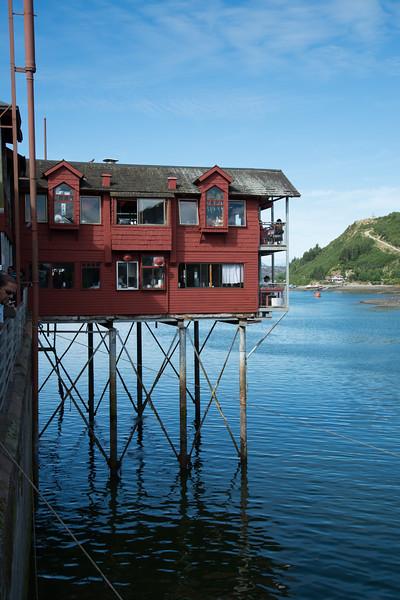Puerto Montt, Chili.