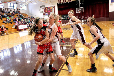 Lady Ducks Vs Brimfield 2-8-2014_1847