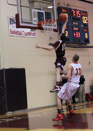 2014 MCT Finals Mount Olive vs Morristown Varsity Basketball