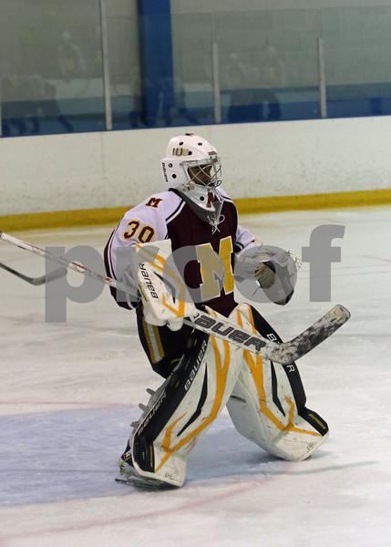 Madison @ Mountain Lakes Varsity Hockey