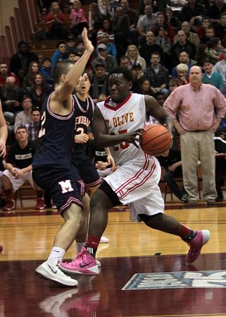 2014 MCT Tournament Mount Olive vs Mendham Varsity Basketball