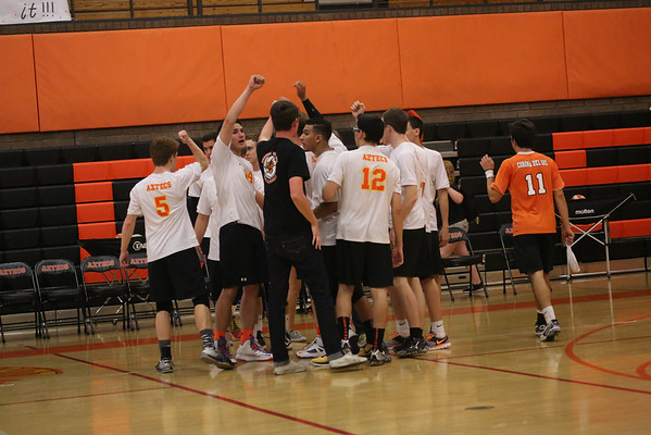 Corona Boys Volleyball