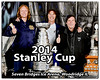 2014 Stanley Cup at Seven Bridges