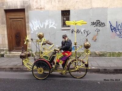 2014 Street Scenes Vienna & Paris