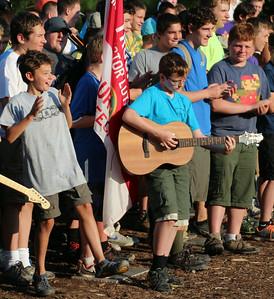 Summer Camp, 2014