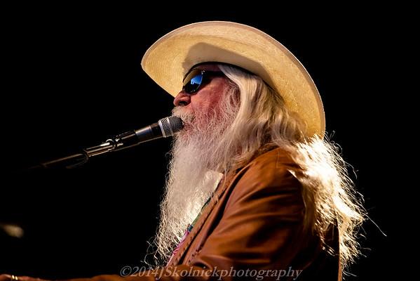 1/18 Leon Russell at the Sunshine Blues Fest Boca Raton