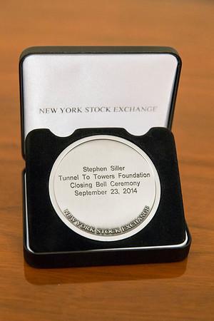 2014 NYSE Closing Bell