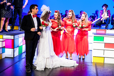 Engadine Musical Society - The Wedding Singer - PerfectImages Photography