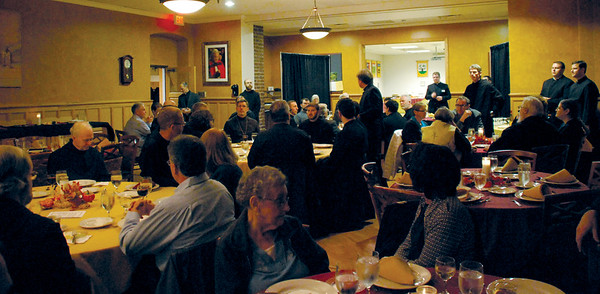 2014 Seminary Thanksgiving Dinner