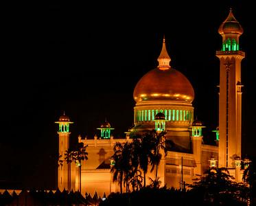 2014 Borneo -  Brunei - Bandar Seria Begwan