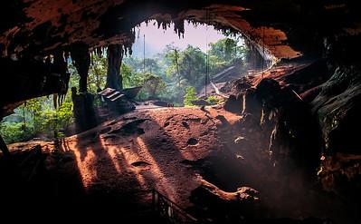2014 Borneo - Sarawak - Miri - Niah Caves