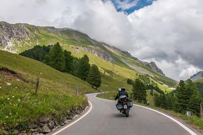 Classic Alpine Adventure July 6-20, 2014