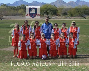 2014 Tucson AZTECS U14