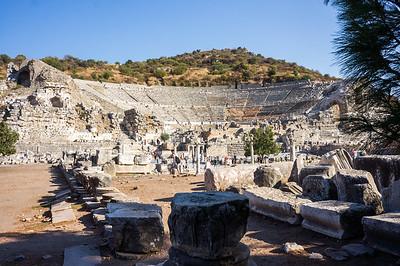141003 Turkey cycling Day 6 Ephesus