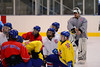 "2014 IIHF U18's World Championship Div 1 Group B<br /> GB Training <br /> <br /> Photo by Ian Hanlon<br />  <a href=""http://www.icehockeymedia.co.uk"">http://www.icehockeymedia.co.uk</a> <br /> IceHockeyMedia@gmail.com"