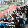 2014 NFL University Bowl VI - Day 2 - Fans fill the stands as they root on the final two teams, Guangzhou Sport University and Beijing Sports University, as they battle it out for the title of the 2014 NFL University Bowl IV Champions.