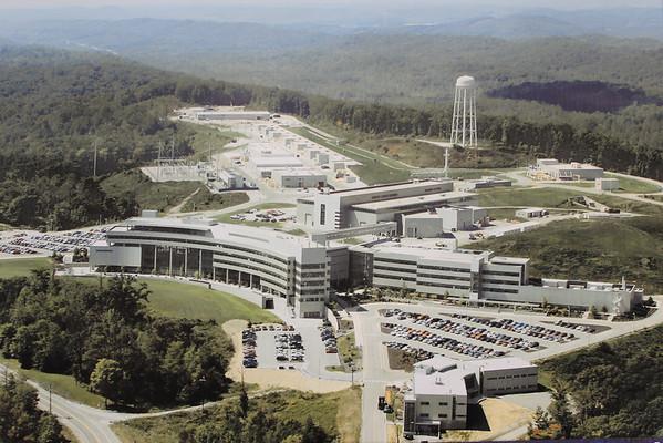 SNS Oak Ridge National Lab Tour