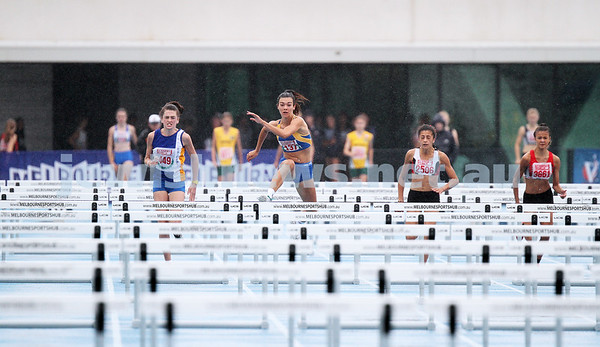 2014 Victorian Jnr Athletics Championships